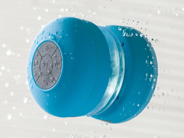 Bluetooth Shower Speaker 50% OFF > > >  $15.00