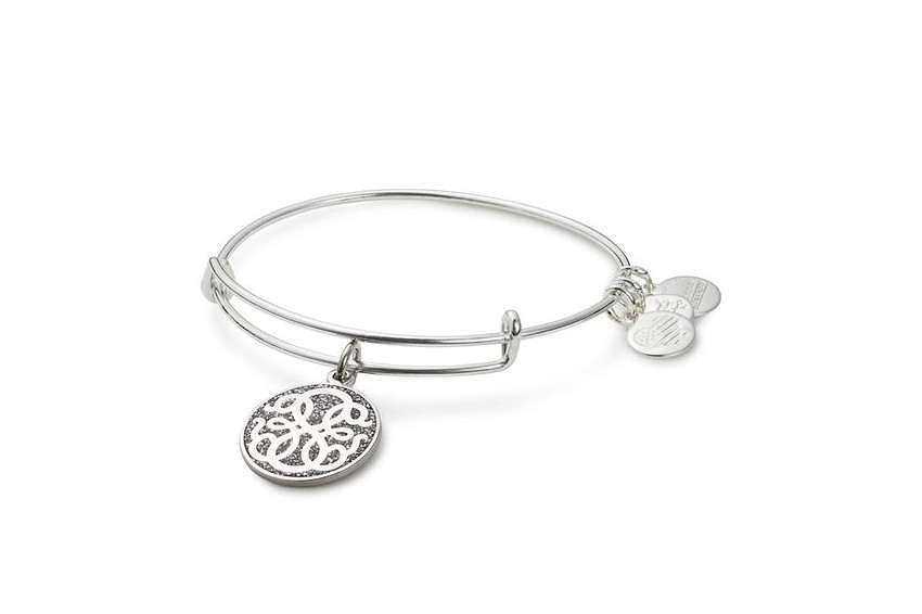 Alex And Ani Path Of Life-Silver