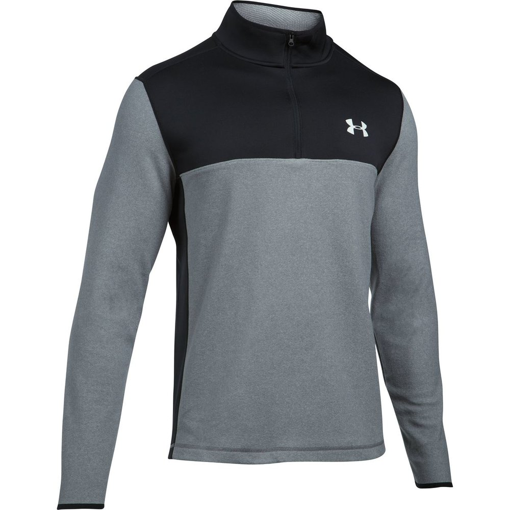 Under Armour CGI Survivor 1/4-Zip Long-Sleeve Shirt - $48.99S, M, L, XXL