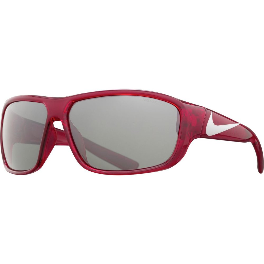 Nike Mercurial 8.0 E Sunglasses Cardinal Red / Grey Lens - $54One size
