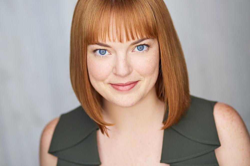 Katherine Bourne. Photo by  Ian McLaren Photography