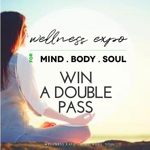 GIVEAWAY - tag your buddy and win a pass to the @aucklandwellnessexpo . THIS WEEKEND. . Come and experience everything mind, body and soul in this divine interactive expo. Showcasing New Zealand brands commited to natural heath, holistic wellbeing, spiritual development and of course sexy activewear. . . Sunday 26th, Sapphire Room - Ponsonby Central. Auckland. 9am - 3pm. .