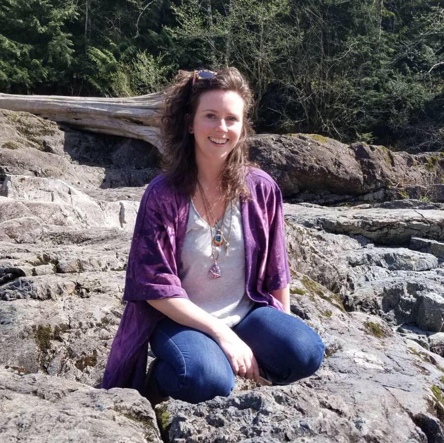 I'm Caely-Ann - We are in charge of our health and wellbeing, and have the ability to heal ourselves with a little help and guidance. I love connecting to people and would love to work with you to help you with your physical, mental, or emotional ailments – so you can live in balance and feel your best. I feel a deep connection to the Earth below and the Sky above and every living thing in between. I find balance in the elements and the four directions and love experiencing the magic of life that surrounds us and the interconnectedness between us. I practice different forms of energy healing and wellness but having recently relocated to Victoria I am especially excited to share the powerful and effective Bio-Energy Healing modality with the community here.Energy healing has added a new layer of positivity to my life, releasing blockages within me that I didn't even know were there. I began energy work for the relief of physical pain and am continually blessed with and excited about the additional positive life altering results it offers.I am an International Bio-Energy Healing practitioner certified from Michael D'Alton's School of Bio-Energy Healing, an Usui Holy Fire Reiki practitioner certified from Becoming Light Healing and began formal shaman work with Rainbow Medicine Woman in Pemberton, BC.Book a session with me ➝