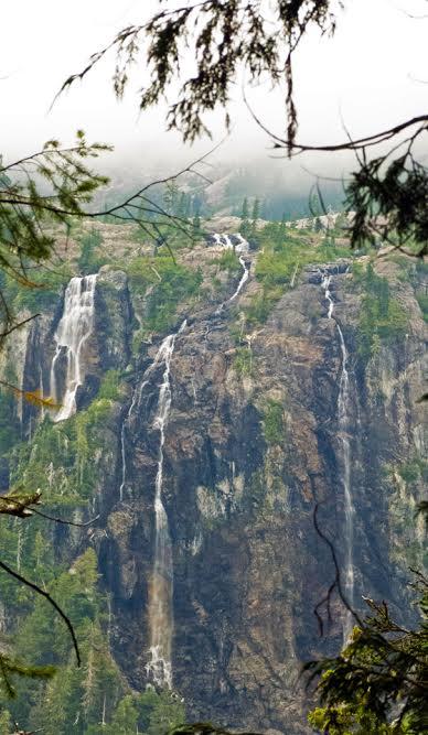 Della Falls by Sandy McRuer.