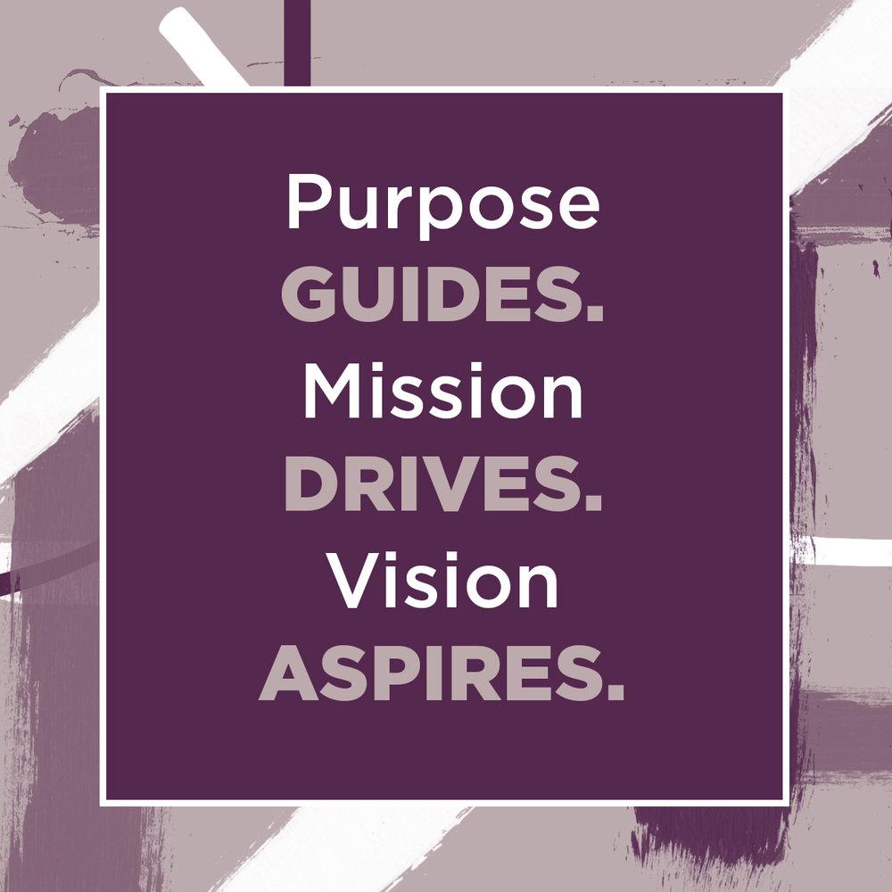 Purpose Guides, Mission Drives, Vision Aspires.jpg