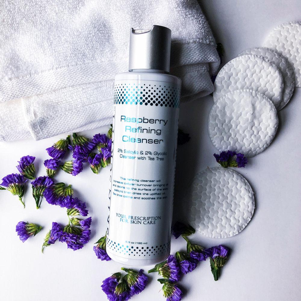 Skinscript Raspberry Refining Facial Cleanser