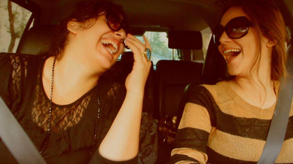 farrah alhashem and natasha choufani