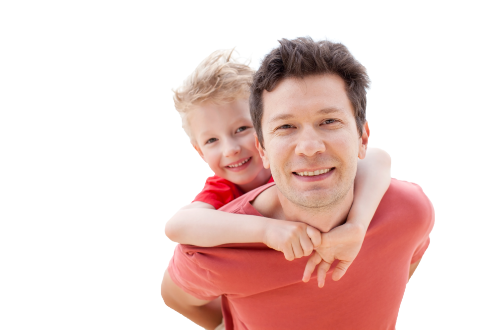 Stock Image - Father and Son (2).png
