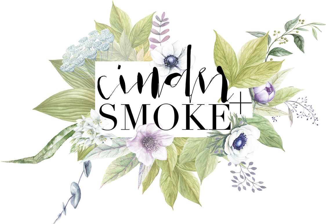 cinder + SMOKE photography