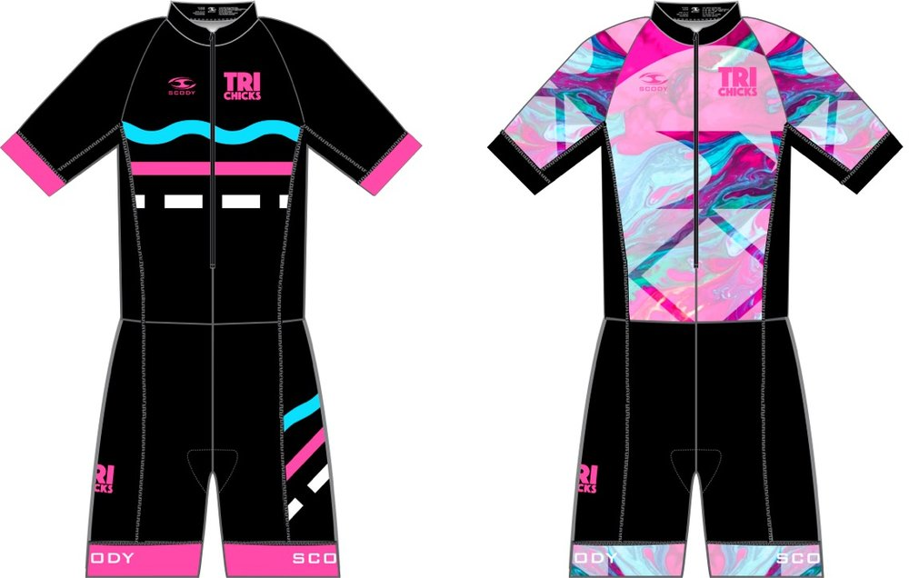 Sleeved Triathlon Suits