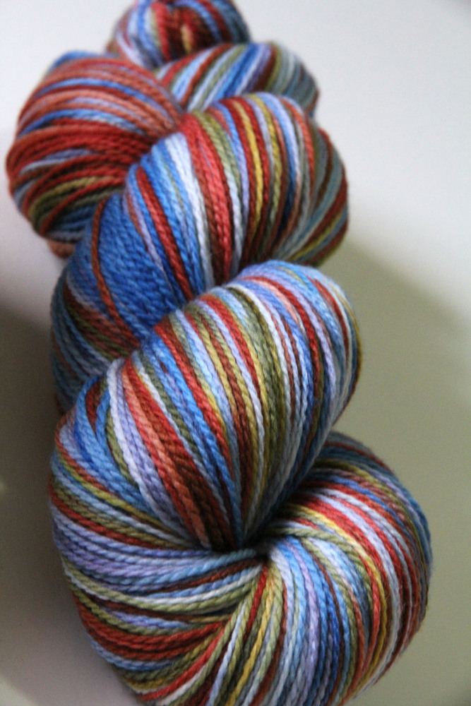 Yarn vs Zombie's Sydney Rainbow