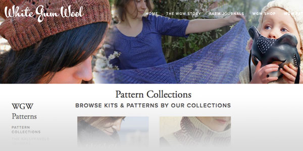 Visit the new Pattern Collections!