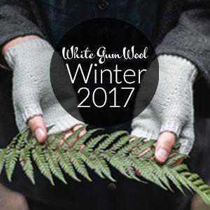 White Gum Wool Winter 2017