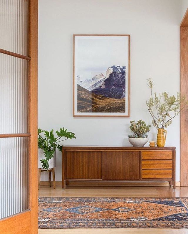 Very happy to see this image and a series of others I captured for @braveneweco featured in an article over at @dwellmagazine this morning, with this angle highlighting a stunning framed image from the Patagonian series by @kararosenlund