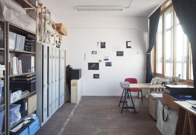 Le studio - © Stéphanie Roland
