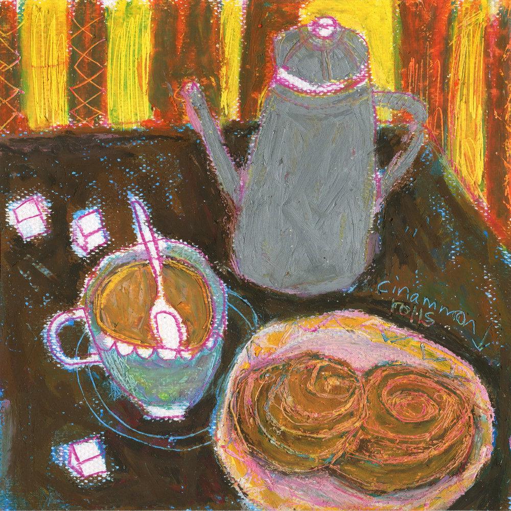 Cafe Art 8