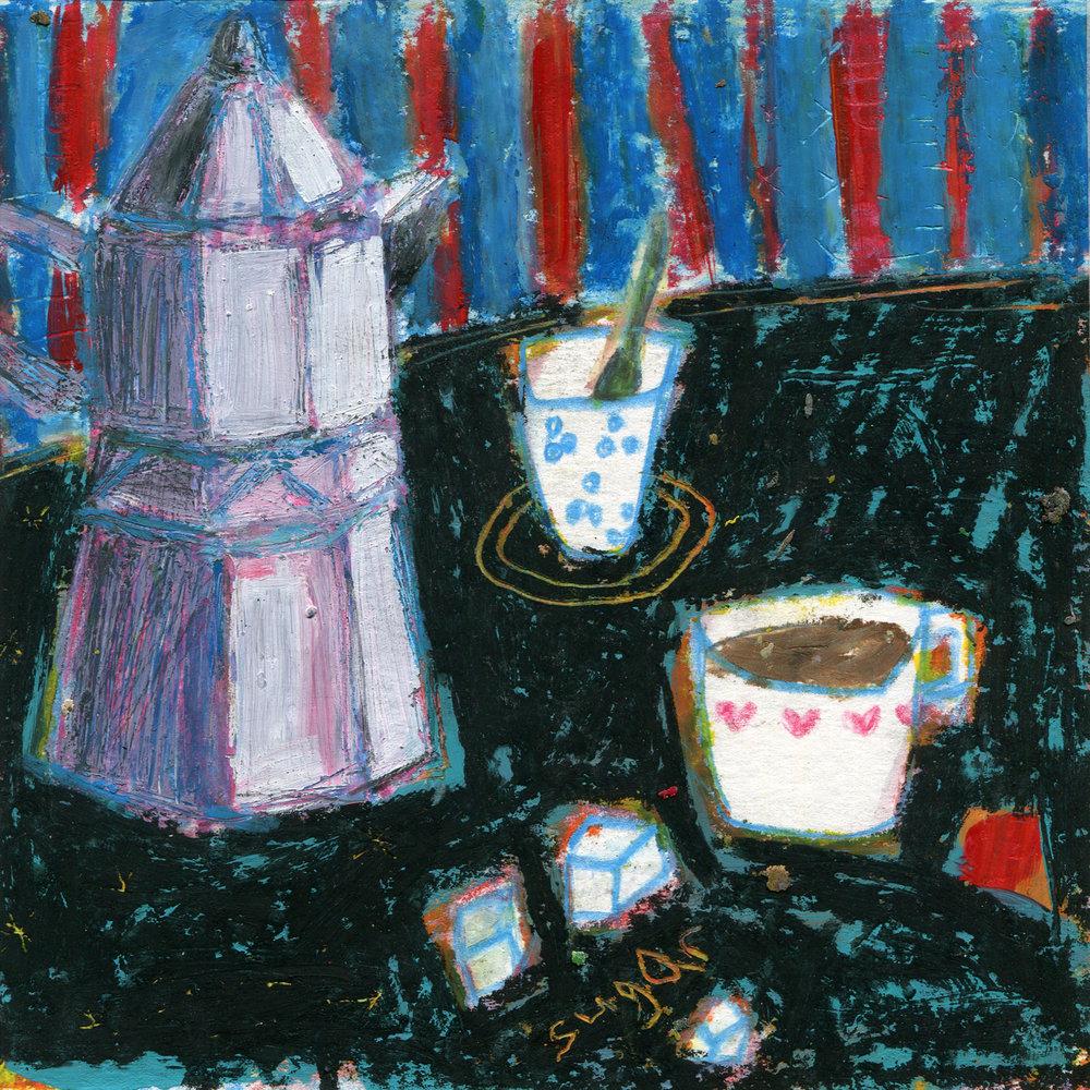Cafe Art 6