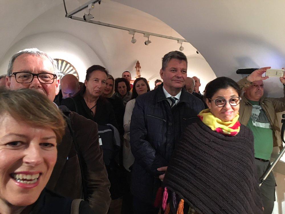 Patricia Thaler, Erika Schifferegger, Dieter Schramm