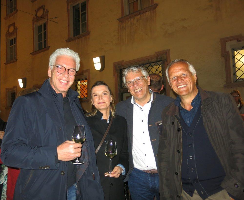 Zeno Braitenberg, Deborah Thaler, Willy Vontavon, Zeno Kerschbaumer