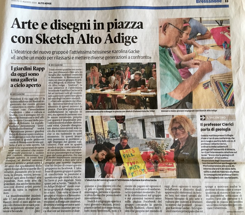 Artikel Alto Adige Sketch Südtirol at Sommeremotionen 082018.jpg