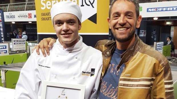 NZ Apprentice Chef of the Year
