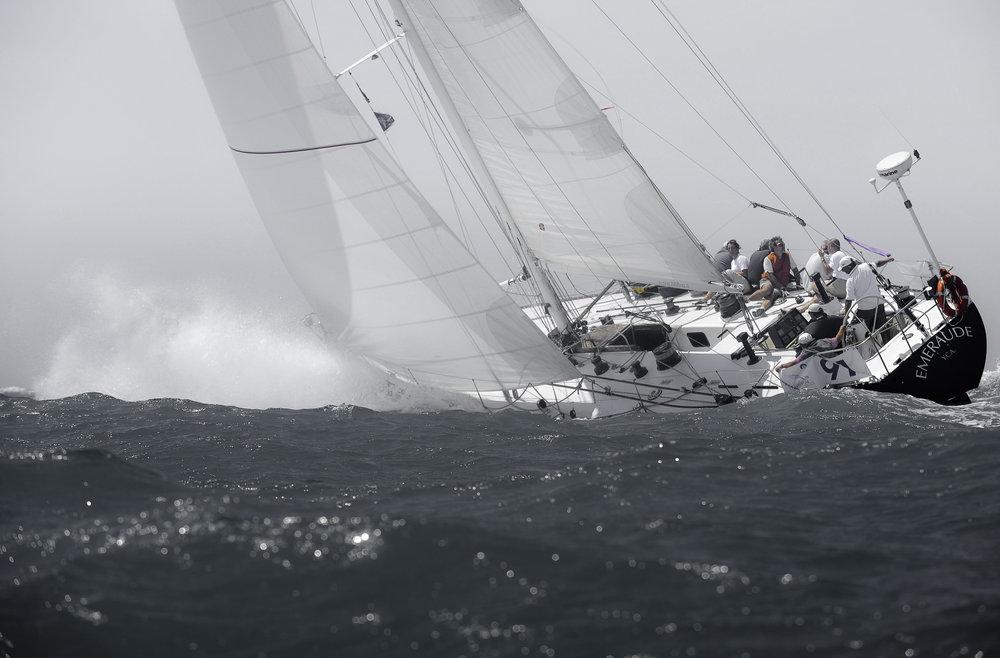 Klassische Yachten im Mittelmeer