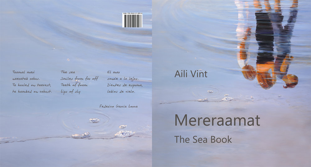 1. Aili Vint The Sea Book, published by Tulikiri,  Tallinn  2011