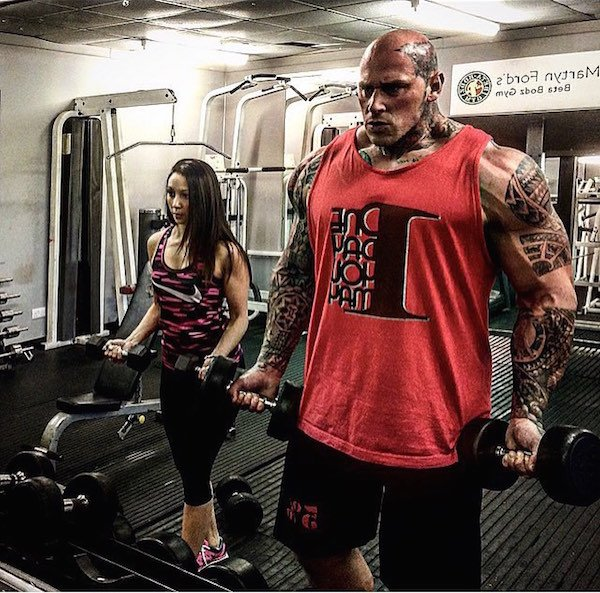 Credit:  Martyn Ford ... who I am sure is a lovely person.
