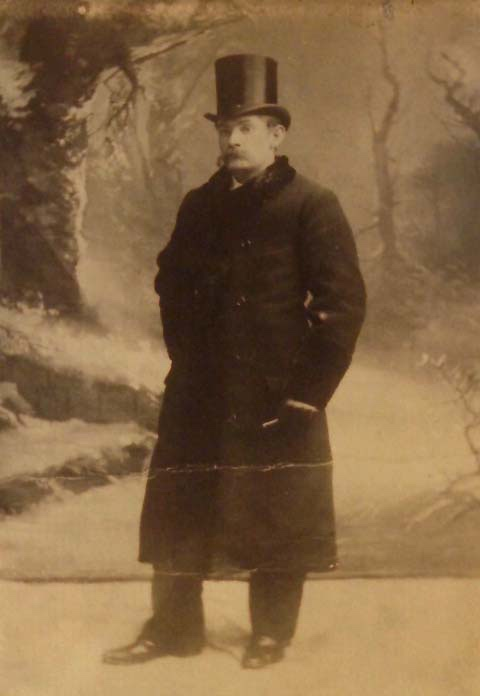 Frederick Deeming, Reproduced with permission from the collection of Victoria Police Museum
