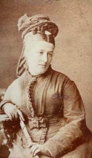 Matron Elizabeth Frances Sharp