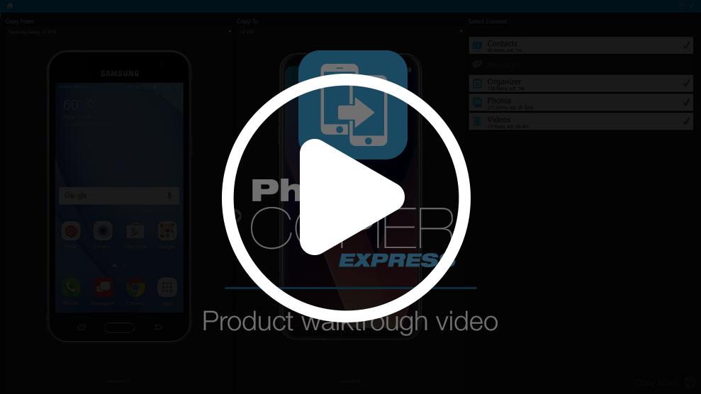 phone copier express mobiledit