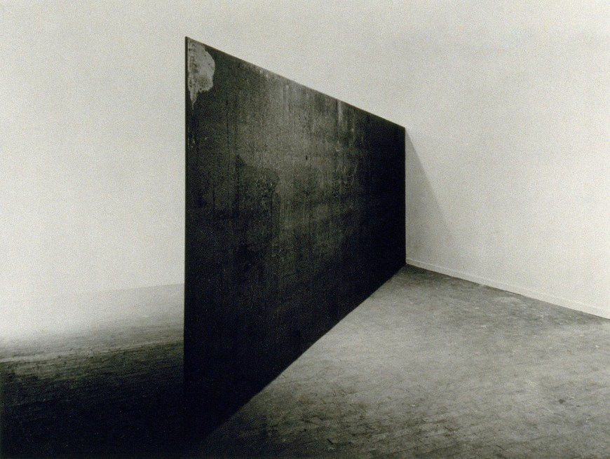 Richard Serra, Strike, 1969-71