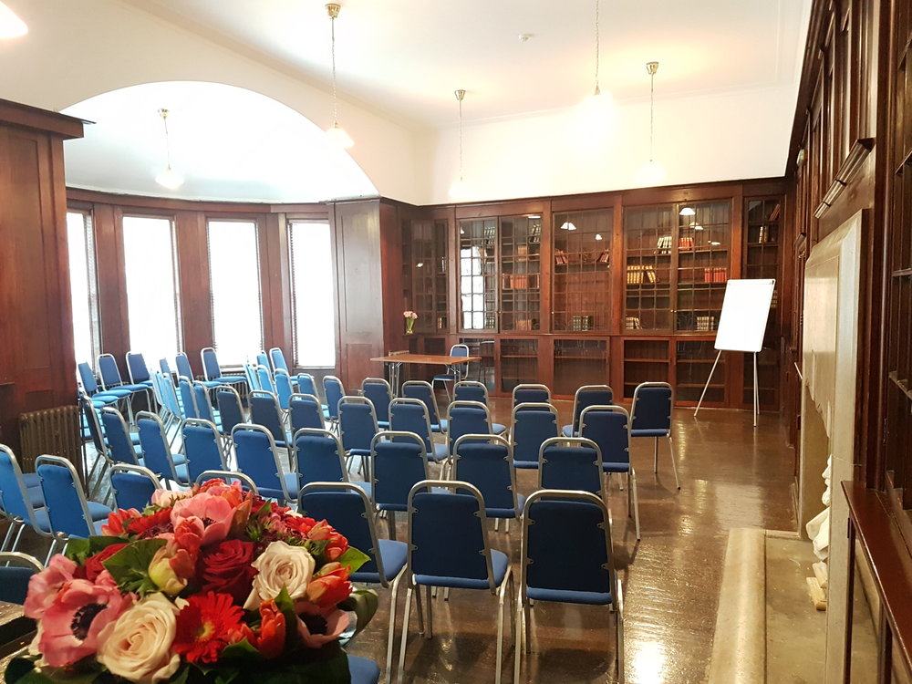 Dickens Library Conference and Meeting Room