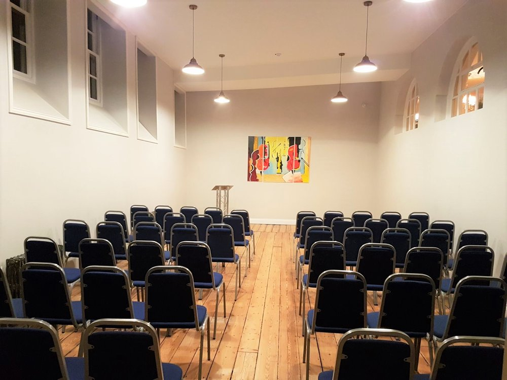 Hershel Conference & Meeting Room