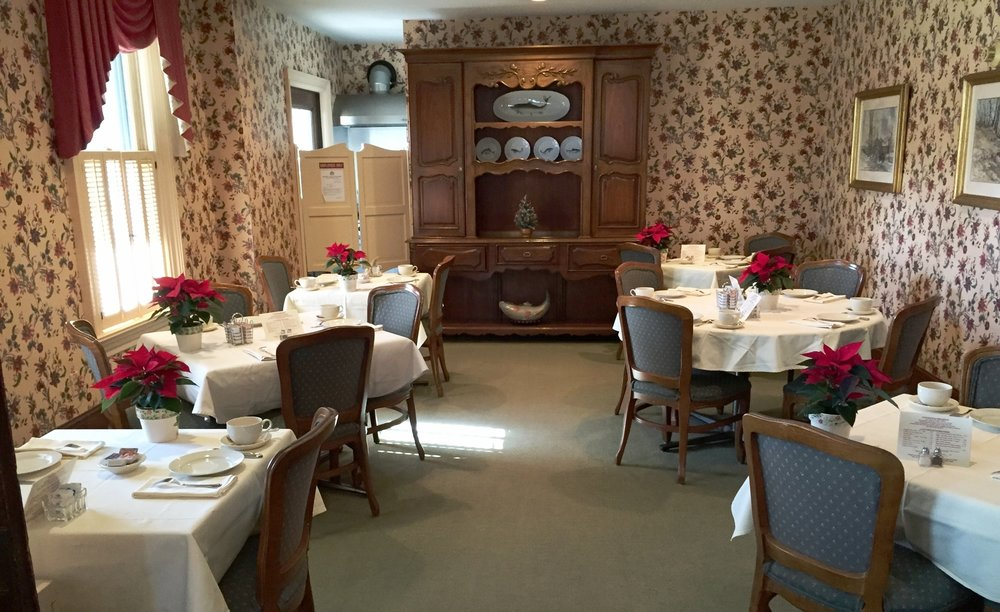 Ridgefield Ct Restaurants With Private Rooms