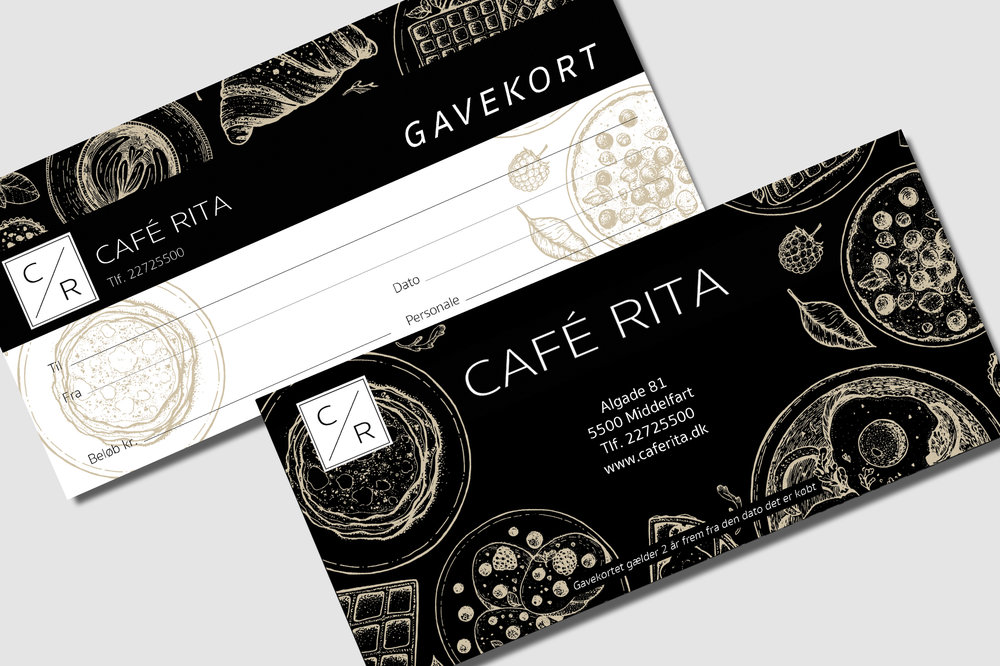 Rita Gavekort - damhave design