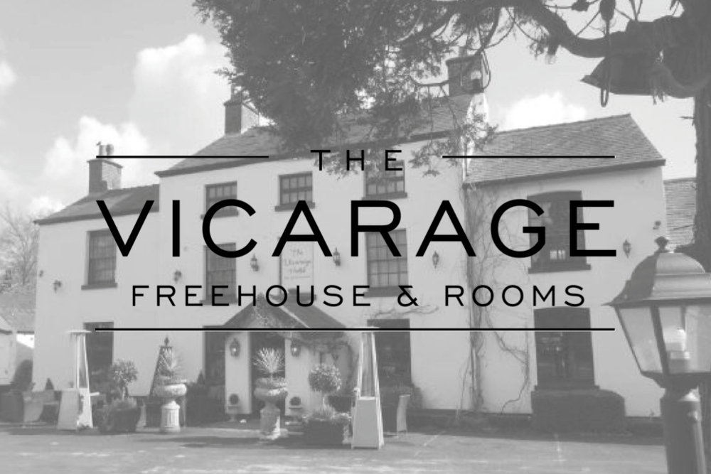 The Vicarage Logo