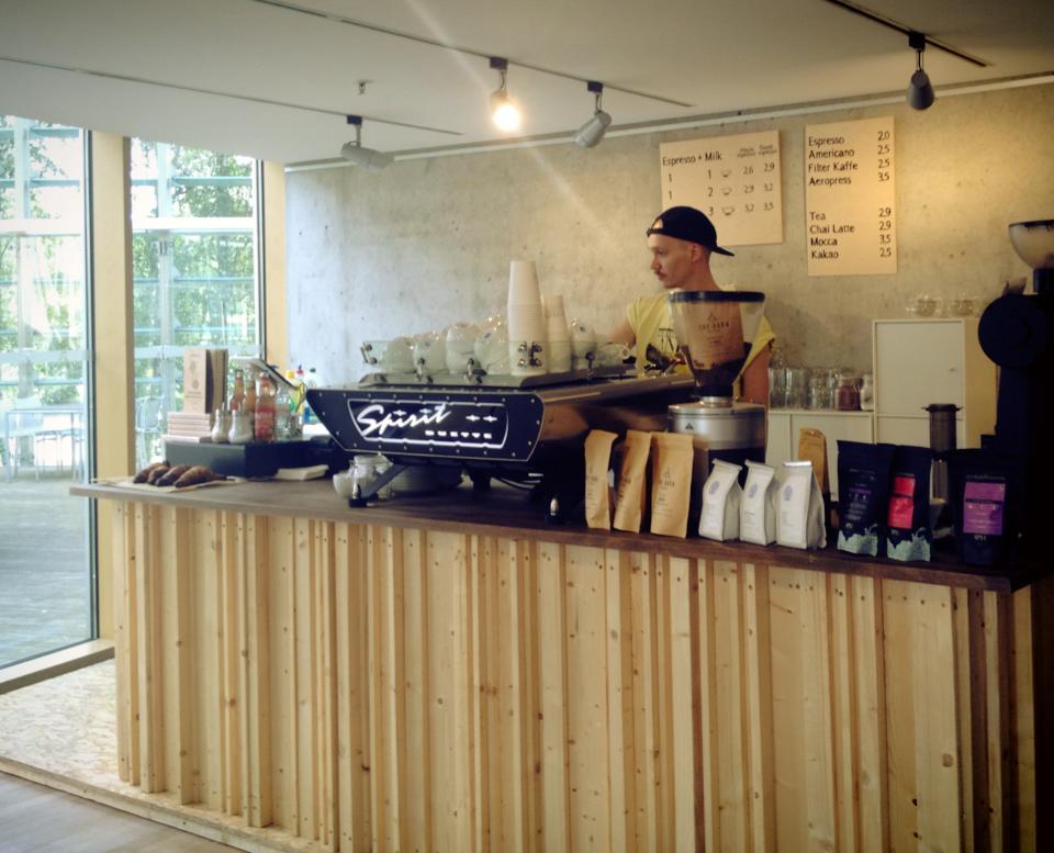 Oslo Kaffebar EMbassies