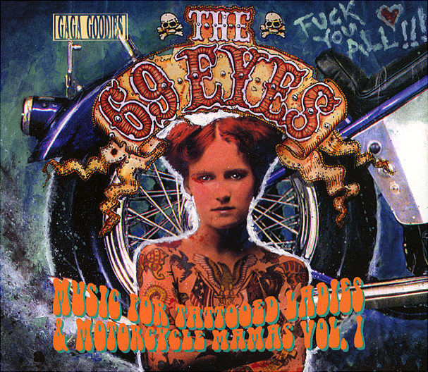 The 69 Eyes-Music For Tattooed Ladies & Motorcycle Mamas Vol.1 EP (CD-EP) (GOCD2).jpg