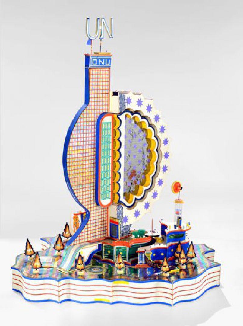 6ème jour - Etant à New York, MoMA, une visite guidée des expositions du Museum of Modern Art (MoMA) s'impose, notamment de l'artiste congolais Bodys Isek Kingelez et ses très étranges maquettes, suivie de celle du New Museum, un lieu incontournable de la scène internationale, construit par le bureau d'architectes SANAA, Prix d'architecture Pritzker 2010.Le soir: repas inclus dans le voyage.