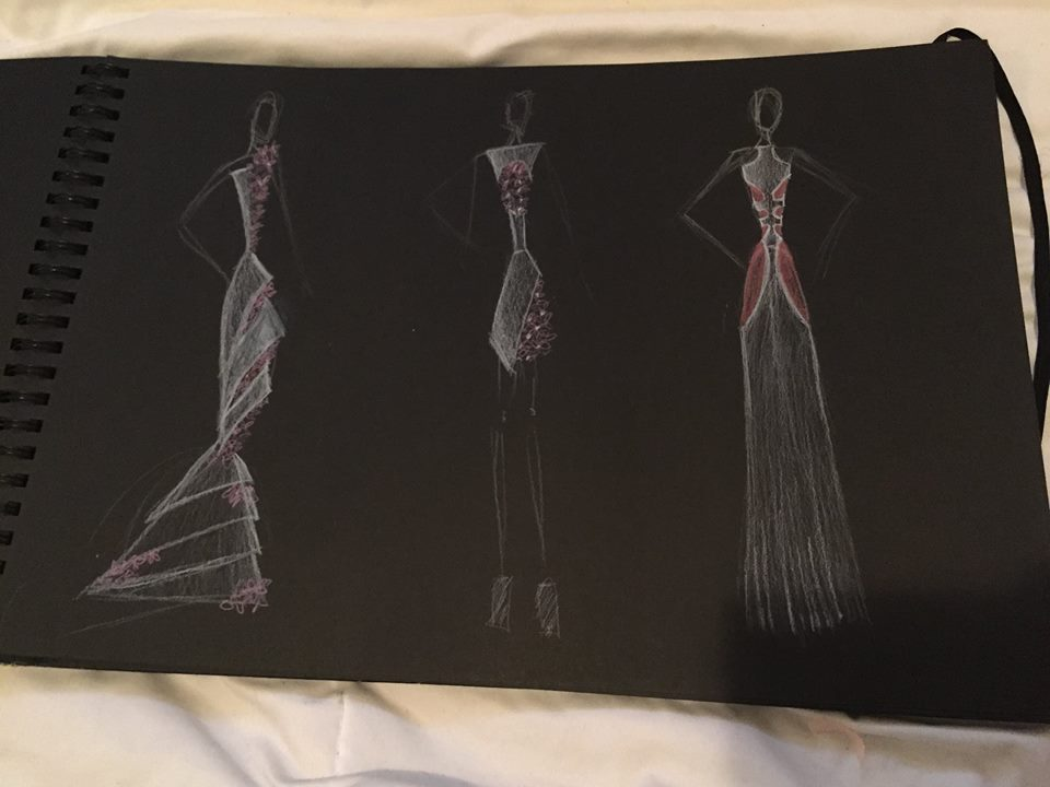 Dempsey's sketches