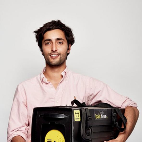 Josh Akhtar - Bait Hive