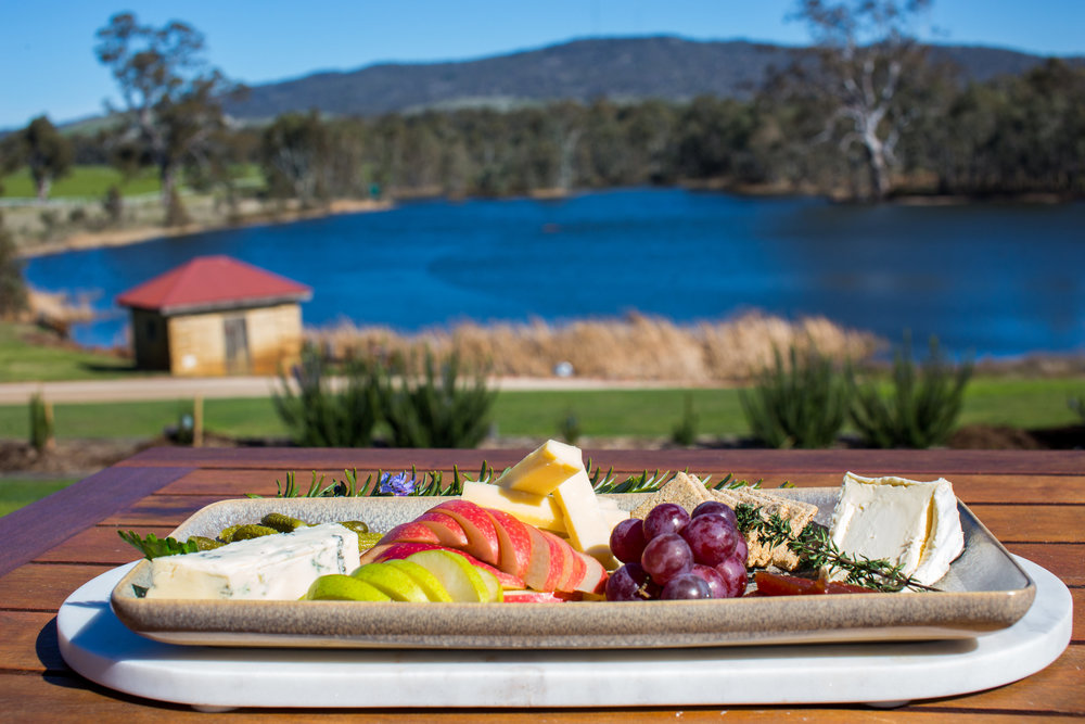 Afternoon Package - $18 per personFor groups of six or moreWelcoming half glass of Ancestrale Sparkling Rose and farmyard cheese platters for the table. Bookings after 2:30pm only and seated outside or on veranda.