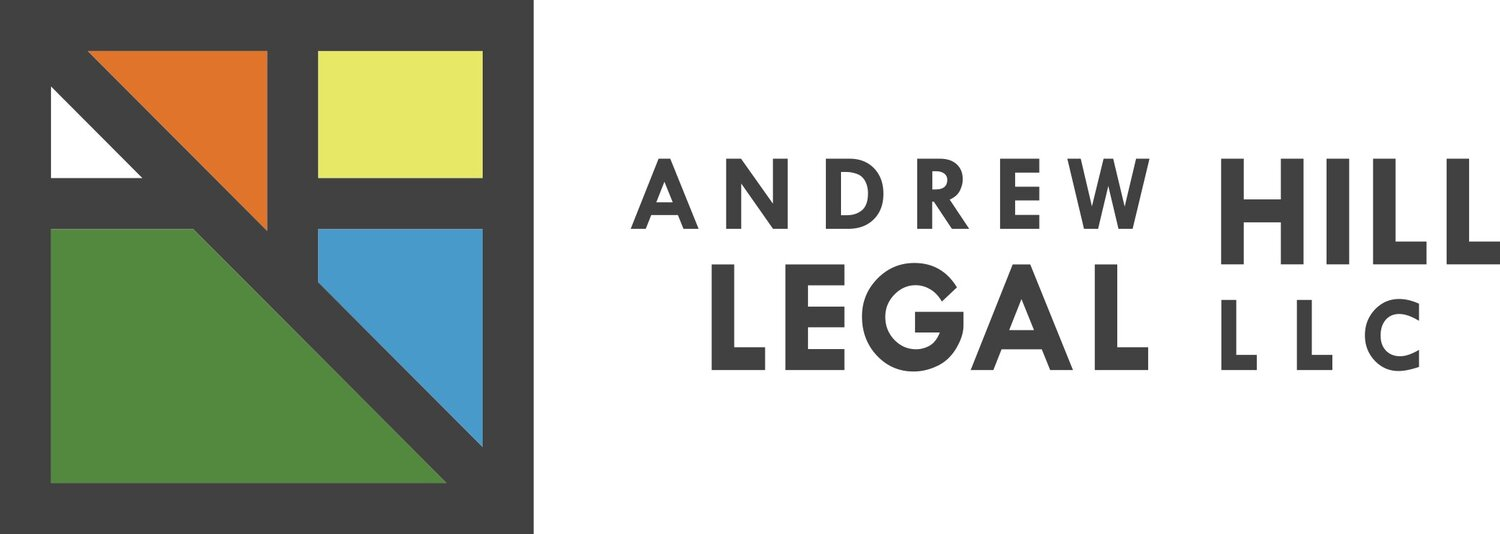 Andrew Hill Legal, LLC - Lewiston, Maine Business Lawyer