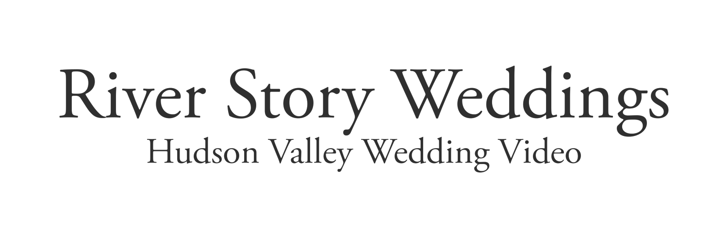 River Story Weddings | Hudson Valley Wedding Video | Cinematic Wedding Videography