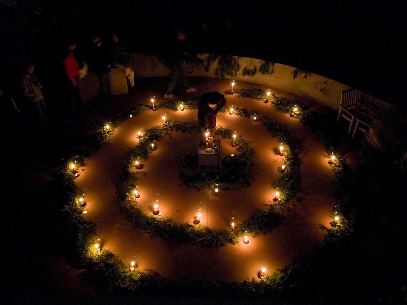Advent Circle, Nevada City Cohousing