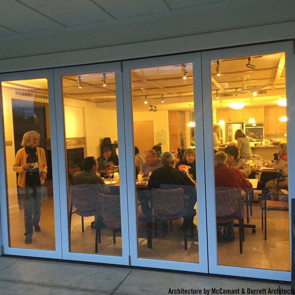 Quimper Village Senior Cohousing, Portland, OR  |  Architecture by McCamant & Durrett Architects