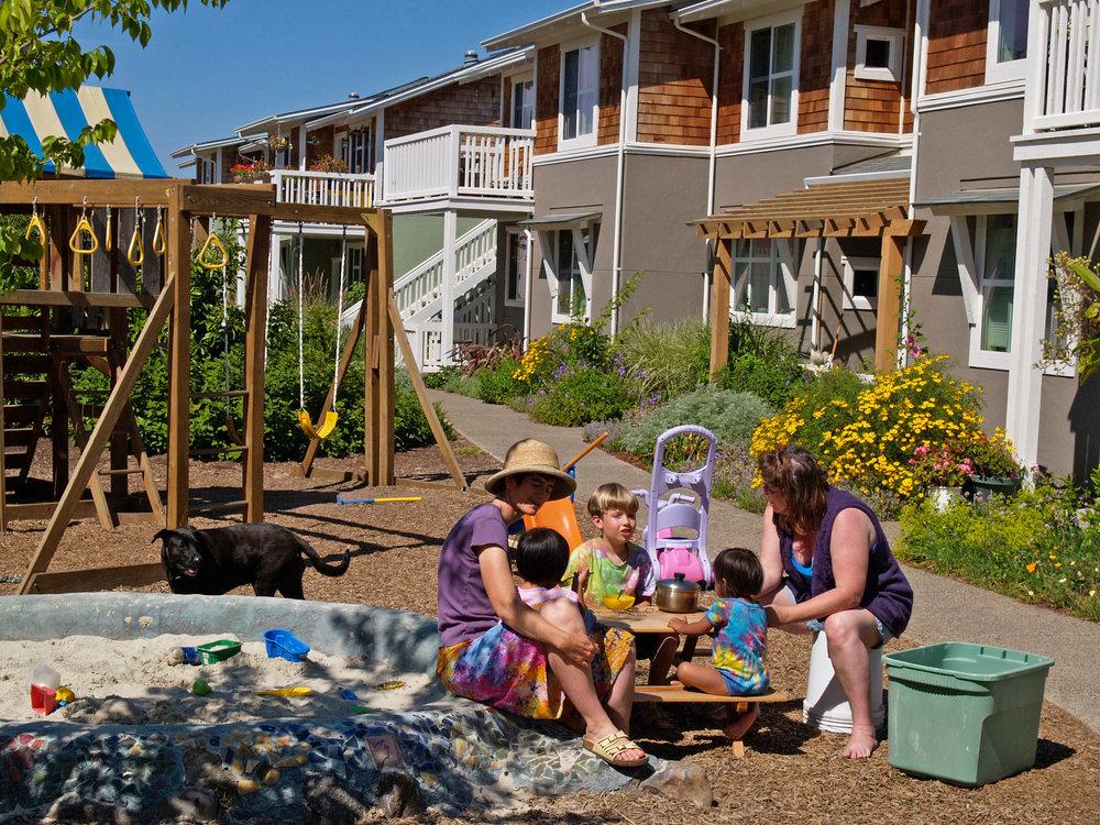Cohousing, Is it for You? - Sacramento Parent Magazine