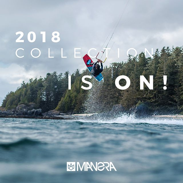 2018 IS ON! Discover our brand new winter collection on manera.com ✌🏻💥 . #manerawatermen #staysalty