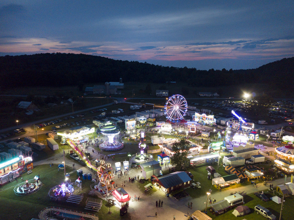 Addison County Fair and Field Days, New Haven, VT